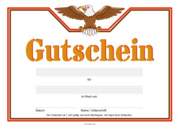 Gutscheincode Adler