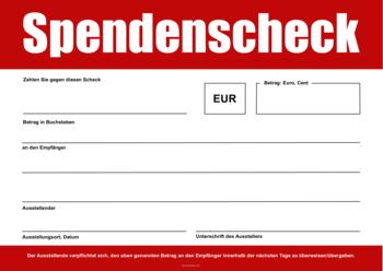 266 Best Spendenscheck Images Stock Photos
