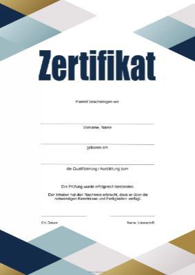 Zertifikat Hier Gestalten Zertifikat Vorlage 14