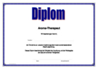 Diplom Alternative Heilmethoden, Aroma-Therapeut