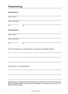 Werkvertrag Word Vorlage Muster Hier Herunterladen