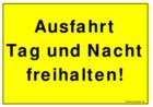 KFZ-Verkaufsschild, Querformat (PDF) | Vorlage, Muster zum ...